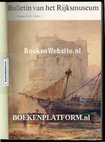 Bulletin van het Rijksmuseum 1980