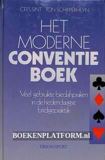 Het moderne conventieboek