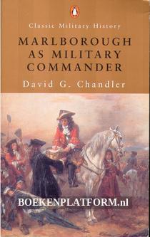 Marlsborough as Military Commander