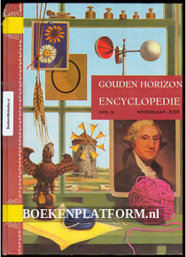 Gouden Horizon Encyclopedie 16