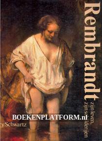 Rembrandt zijn leven, schilderijen