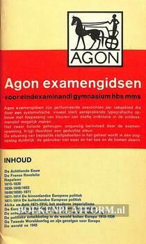 Agon examengidsen Geschiedenis I