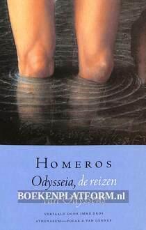 Odysseia, de reizen van Odysseus