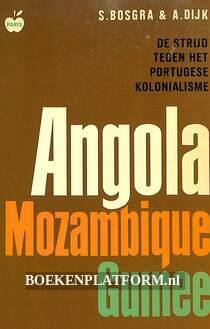 Angola Mozambique Guinee-Bissau