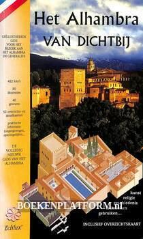 Het Alhambra van dichtbij