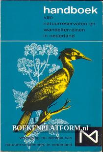 Handboek van natuurreservaten en wandelterreinen in Nederland