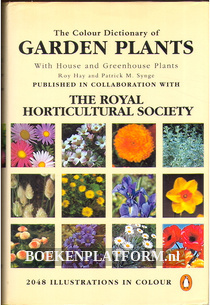 The Colour Dictionary of Garden Plants