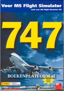Voor MS Flight Simulator 747