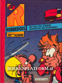 Robbedoes 181ste album