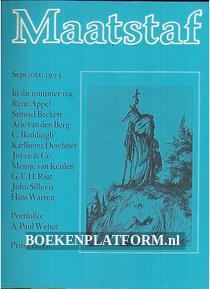 Maatstaf 09/10-1973