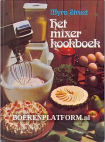 Het mixer kookboek