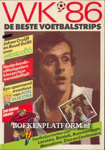 WK '86 de beste voetbalstrips