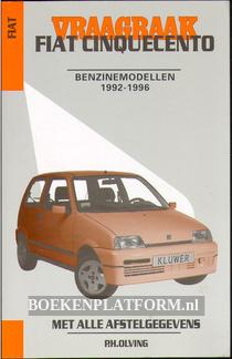 Vraagbaak Fiat Cinquecento