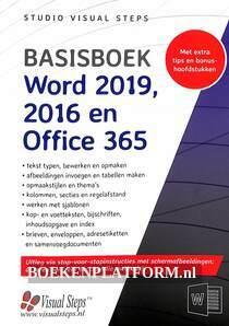Basisboek Word 2019, 2016 en Office 365