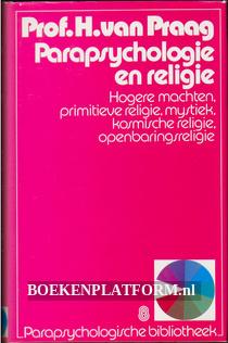 Parapsychologie en religie
