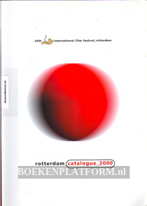 29th International Film festival Rotterdam Catalogue 2000
