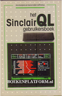 Het Sinclair QL gebruikershandboek