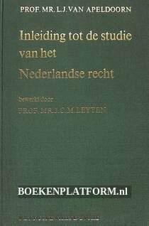Inleiding tot de studie van het Nederlands recht