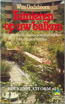 Tuinieren op uw balkon