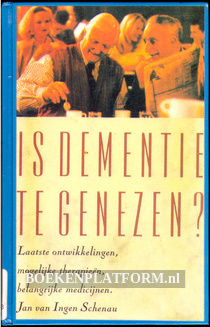 Is dementie te genezen?