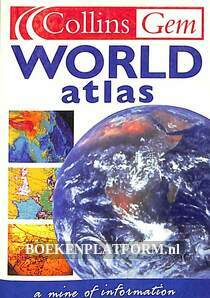 Collins Gem World atlas