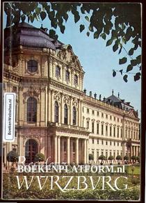 Residenz Wurzburg und Hofgarten