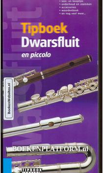 Tipboek Dwarsfluit en piccolo