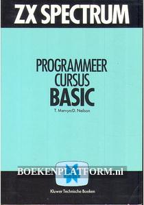 Programmeer-cursus BASIC ZX Spectrum