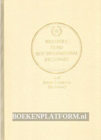 Webster's Third New International Dictionary ***