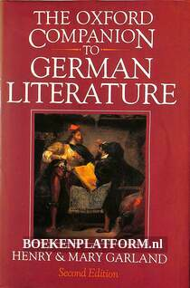 The Oxford Companion to German Literature