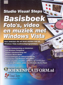 Foto's, video en muziek met Windows Vista