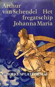 Het fregatschip Johanna Maria