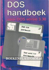 DOS handboek voor versie 3.30