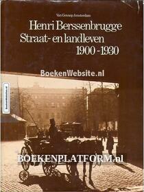 Straat- en landleven 1900-1930