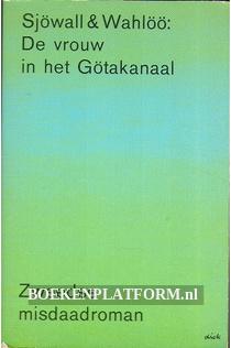 1289 De vrouw in het Gotakanaal