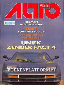 Autovisie 1990 Complete jaargang