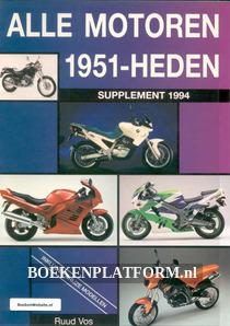 Alle motoren 1951-heden supplement 1994