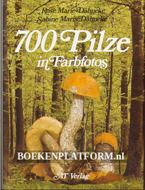 700 Pilze in Farbfotos