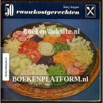 50 Rauwkost gerechten