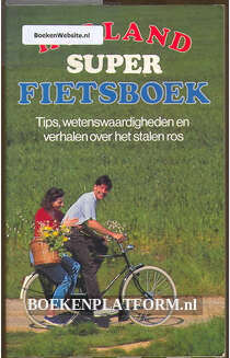 Holland super Fietsboek