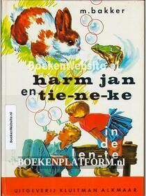 Harm Jan en Tieneke in de lente