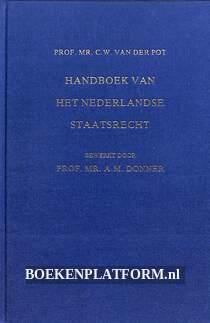 Handboek van het Nederlandse Staatsrecht