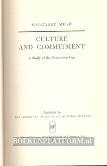 Culture and Commitment