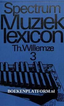 Spectrum Muzieklexicon 3