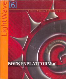 LightWave 6 Shape: Model, Surface & Light