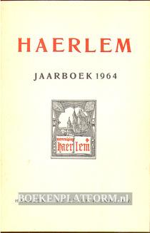 Haerlem Jaarboek 1964