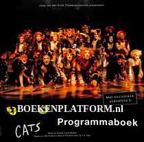 Cats programmaboek