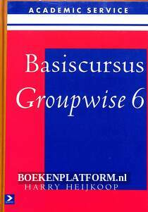 Basiscursus Groupwise 6
