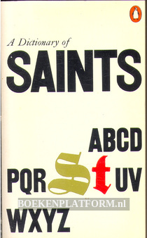 A Dictionary of Saints