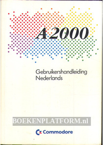 Amiga 2000 Gebruikershandleiding